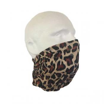 Animal Print Face Cover Snood - Pack of  2