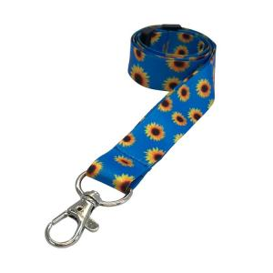 Sunflower Lanyard - 10 Pack