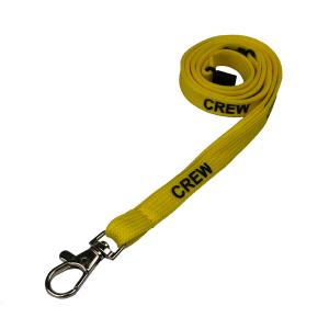Crew Lanyard - Pack of Ten