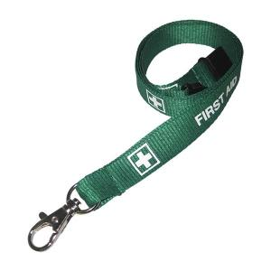 First Aid Lanyard - Pack of Ten