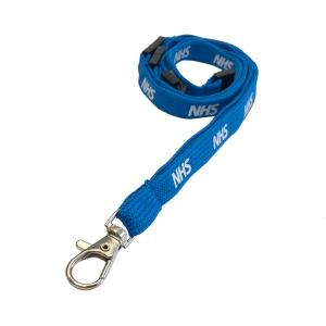 NHS Triple Break Lanyard - Pack of Ten