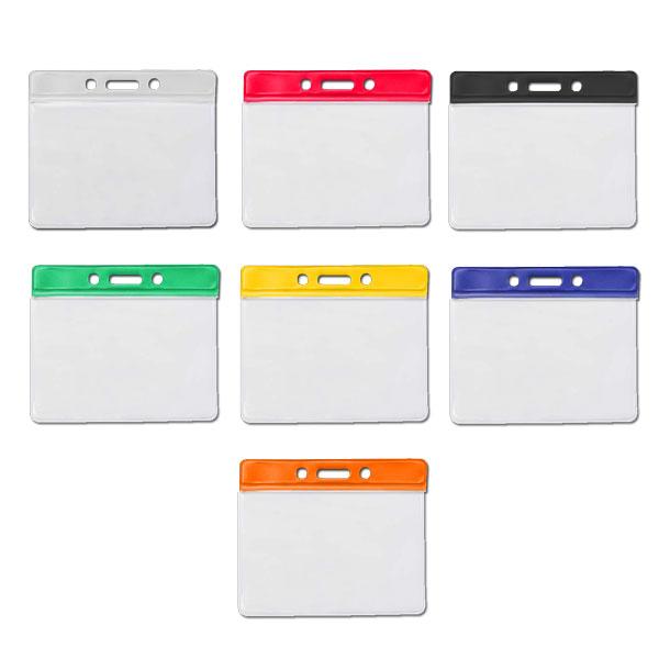 Soft PVC ID Cardholders