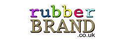 Rubber Brand UK Logo - The UK's Rubber Product Experts