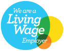 Accredited Living Wage Logo